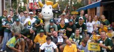 Central Florida Green Bay Packer Backer club - 2006