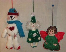 Christmas Ornies