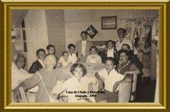 Familia Lobo Avila c. 1953