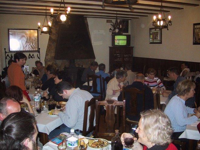 200203 Villaciervos El Ciervo: cena