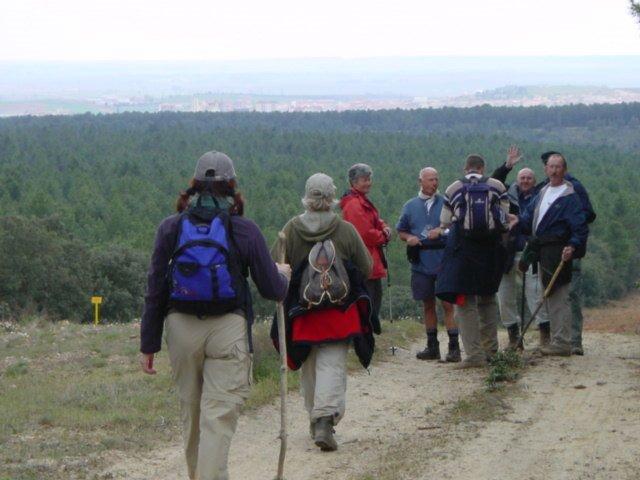 200233 dag 05: gaan - lopen - wandelen