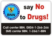 Hindari narkoba