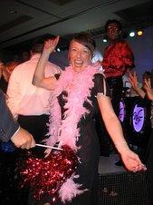 Dancing Queen Tracie!
