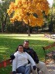 Con mi amada esposa Mary