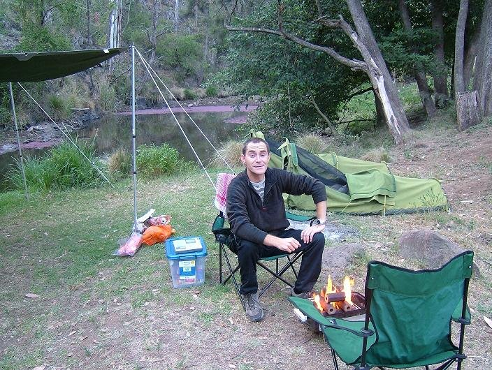 Condamine Gorge - XMAS / NEW YEARS 2006