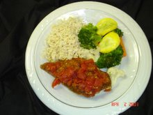 Pick Up Fresh Healthy Lo-Cal Meals