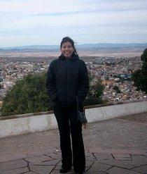 Yo en Zacatecas