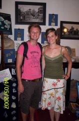 Niels Groenning & Monica Pyndt ( Denmark )