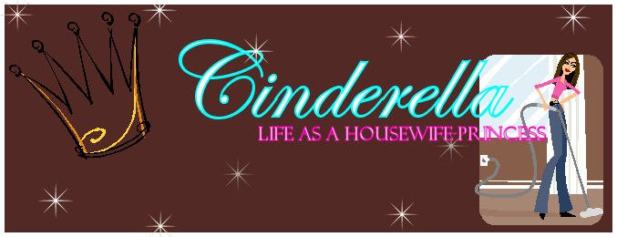 "Cinderella: ""Life as a housewife-princess"""