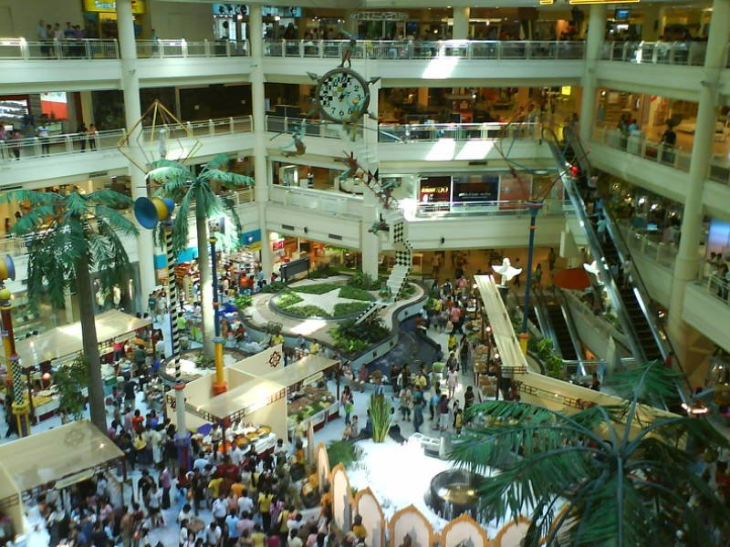 Seacon Square Bangkok Mega Shopping Mall