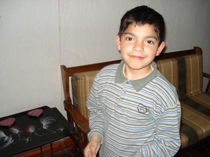 Mi hijo Rodrigo