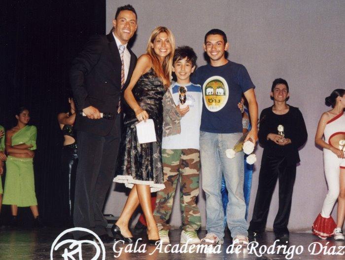 Gala 2006 Academia de Rodrigo Díaz