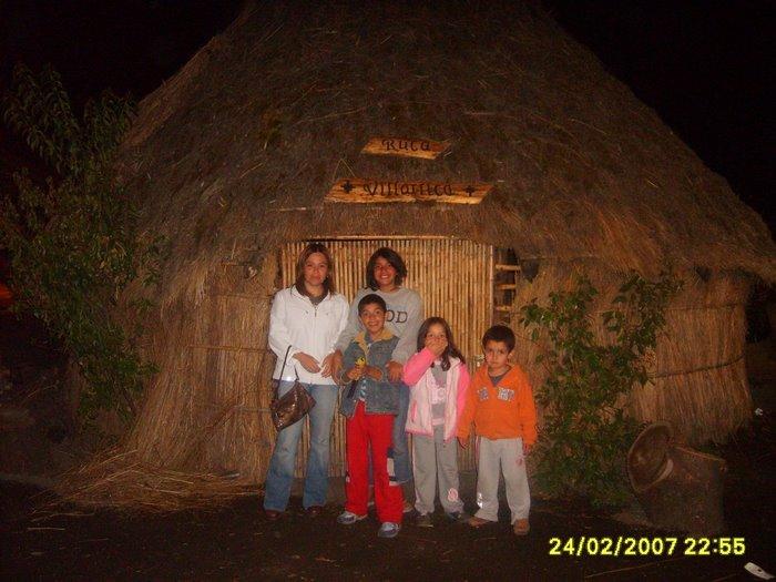 Artesanias en Villarrica