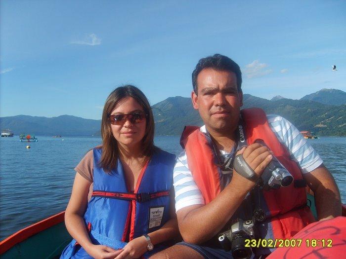 En busca de Bachelet y Piñera.