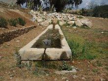 Pilar de la Fuente Santa