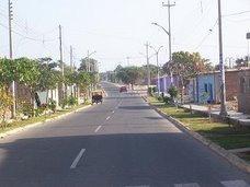 Calle Comercio de Bernal
