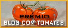 Prémios Blog Com Tomates