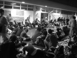 assembleia geral  dos  estudantes