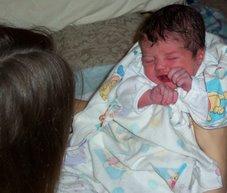 Just Born.....