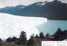Glaciar Perito Moreno - Madre Naturaleza