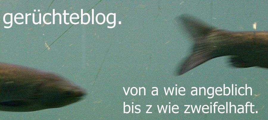 gerüchteblog