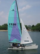Our HOBIE 18SX