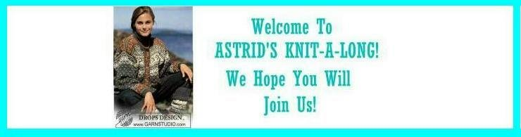 Astrid's Knit-A-Long