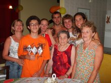minha familia e a bisa