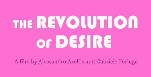 The revolution of desire