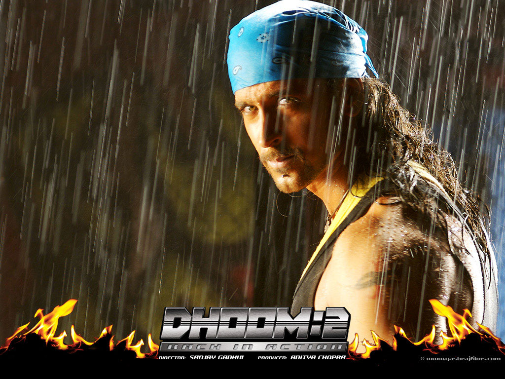 Sunny Singh Online: Dhoom 2 - Hrithik's Grown into a Man ...