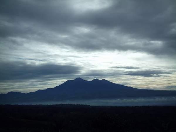 Gunung Gede, August 2006