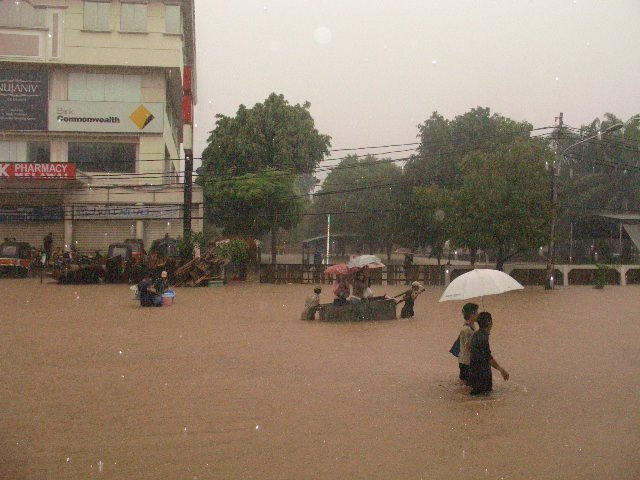 Feb. 1, 2007 Floods in South Jakarta