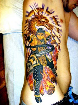 art tattoo designs 2010