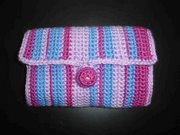 Crocheted Hook Case