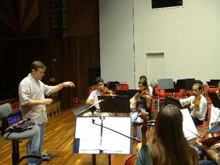 Jaime Martínez dirige Virtuosi de Caracas
