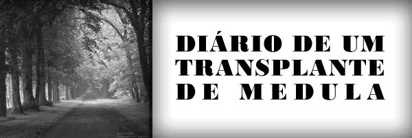 Diário de Um Transplante de Medula