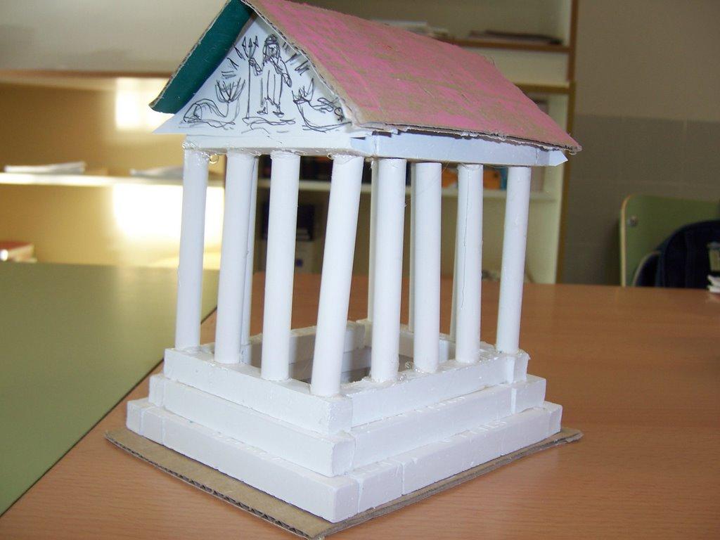 La flauta de pan sabes contruir una ciudad romana for Como se disena una casa