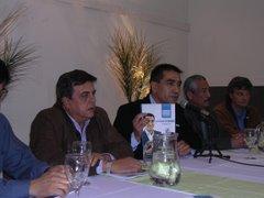 Presentación de La Plataforma de Gobierno (18-05-07)