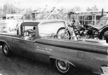 1969 Worlds Quickest & Fastest Knucklehead Harley-Davidson