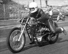 1968 Quickest & Fastest Gas Knucklehead Harley-Davidson