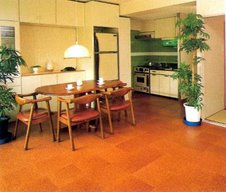 Cork Flooring-Sustainable Flooring Product