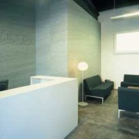 Sustainable Business Interior: