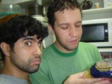 Samir e Tiago