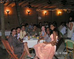 Anjali and Wedding Guests