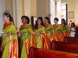 Anjali's Bridesmaids - PR 2006