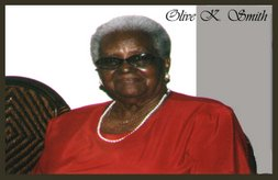 Beloved Gma Olive - 90 Yrs on Earth