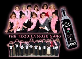 The Tequila Rose Sistahs!