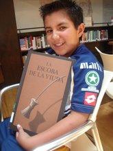 ¡Me gusta leer!