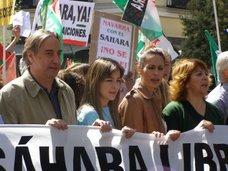 Manifestacion en Madrid, 21/04/07