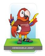 Copa America Venezuela 2007